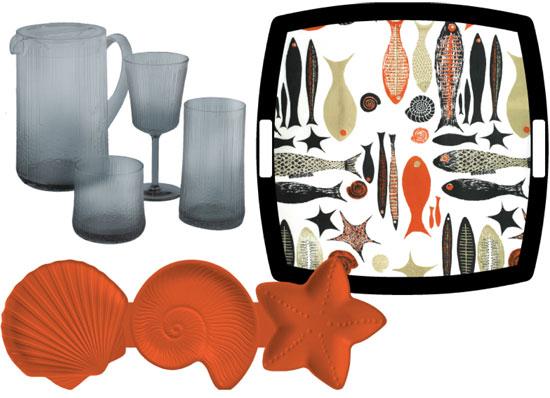 Ebb Tide  sc 1 st  Alfred Shaheen & Alfred Shaheen - Licensing u0026 Product Development - Shaheen Dinnerware
