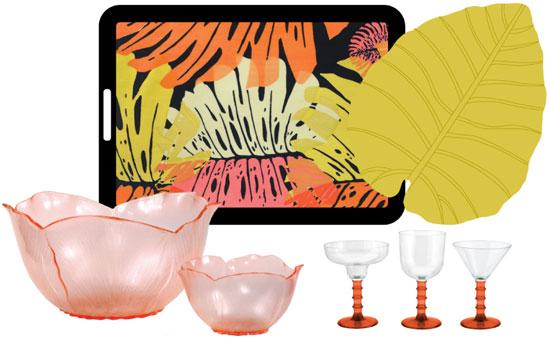 Monstera  sc 1 st  Alfred Shaheen & Alfred Shaheen - Licensing u0026 Product Development - Shaheen Dinnerware