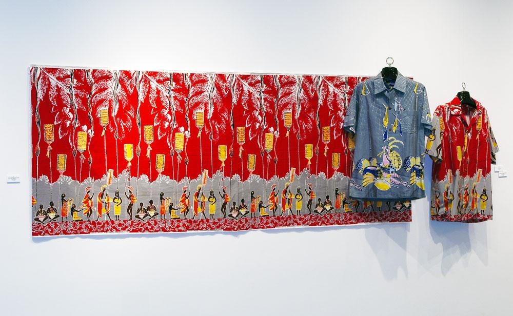 Alfred Shaheen - SJMQ&T Museum Exhibit