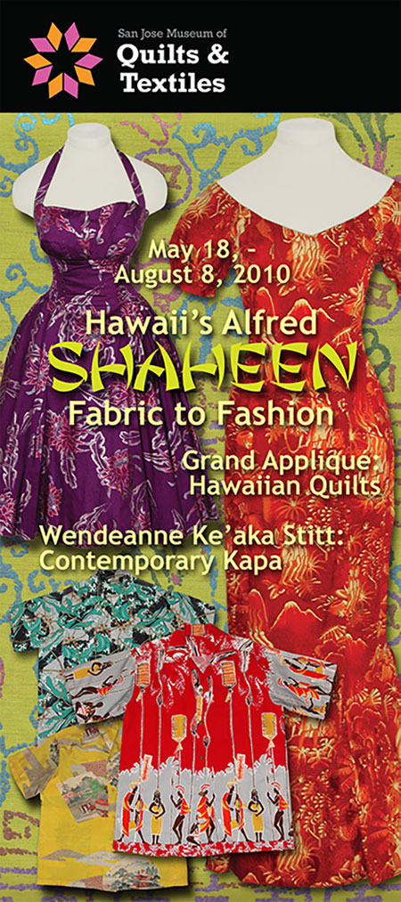 Shaheen - San Jose Museum of Quilts & Textiles