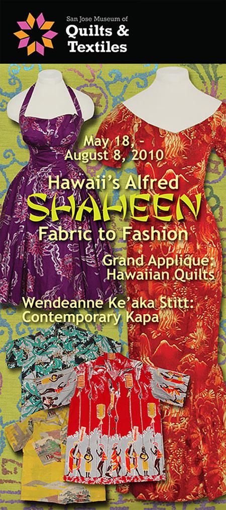 Shaheen - San Jose Museum of Quilts & Textiles