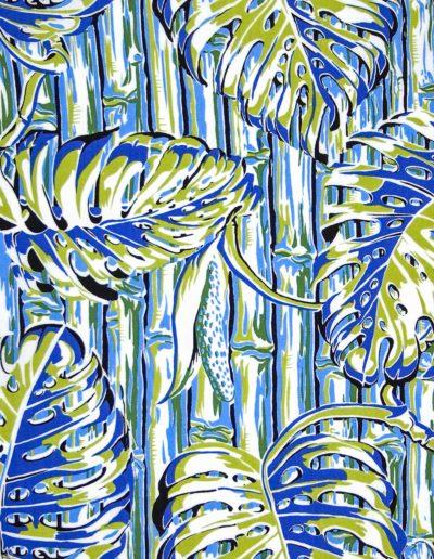 Alfred Shaheen - Bamboo Monstera