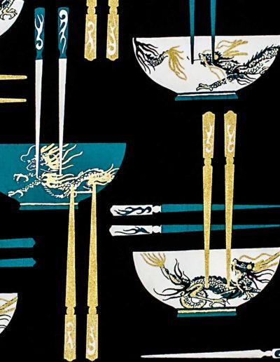 Alfred Shaheen - Chop Sticks